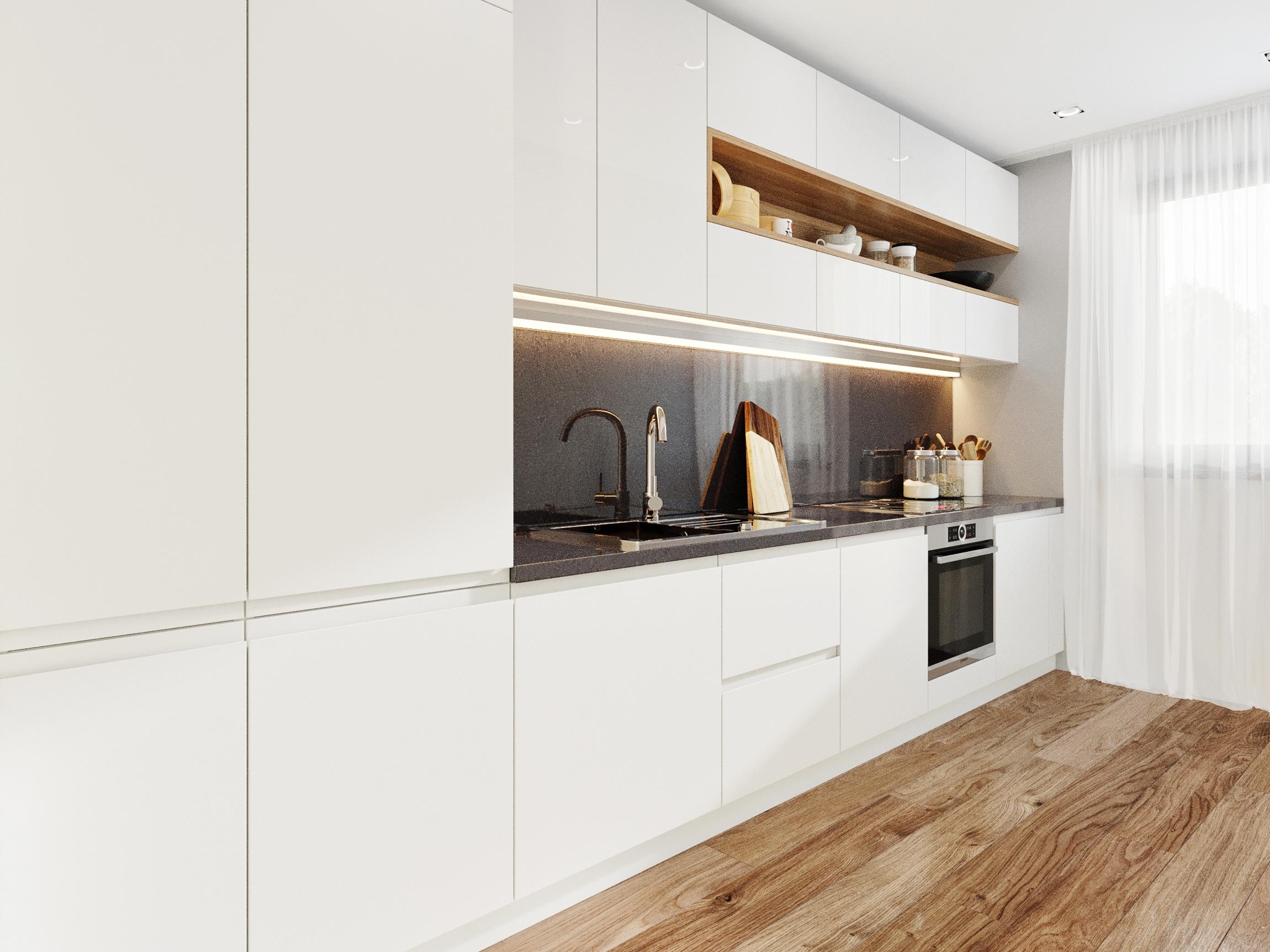 Bucătărie - Apartament 2 camere - Boreal Plus Constanța