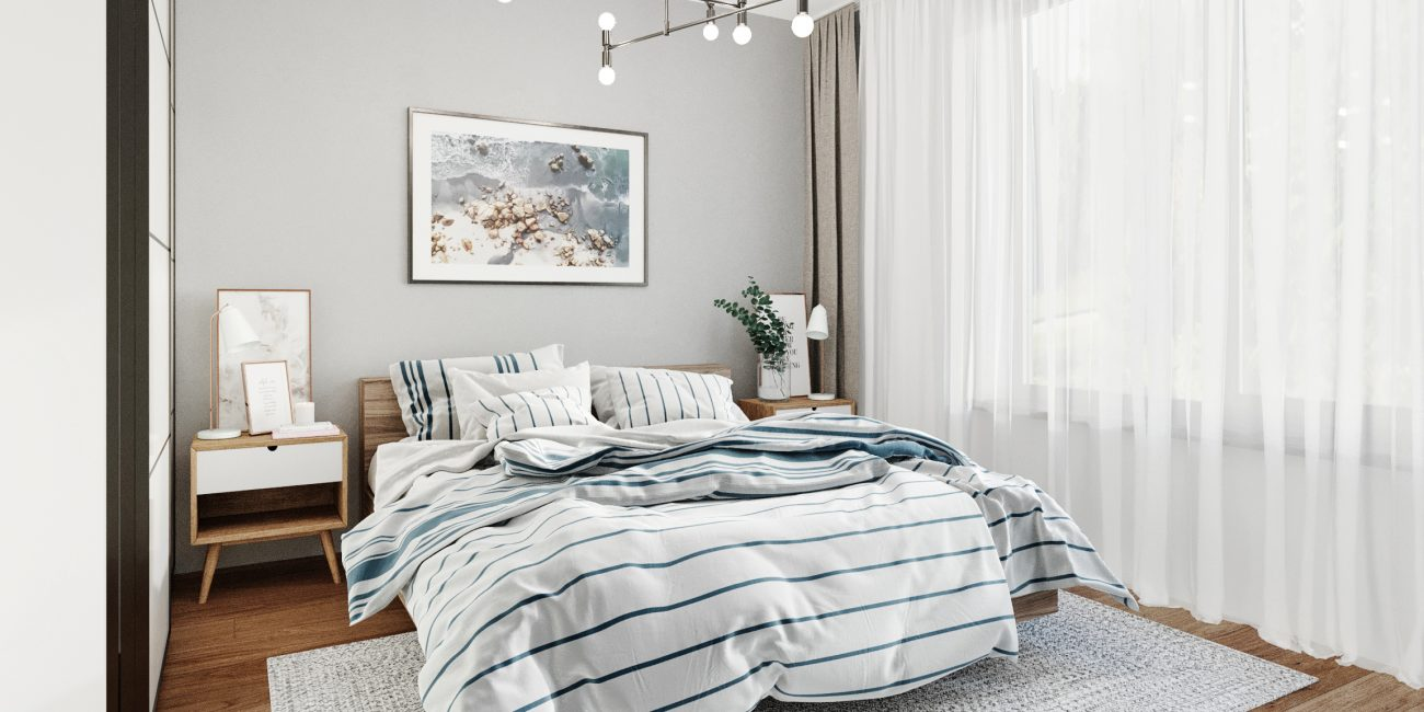 Dormitor - Apartament 2 camere - Boreal Plus Constanța