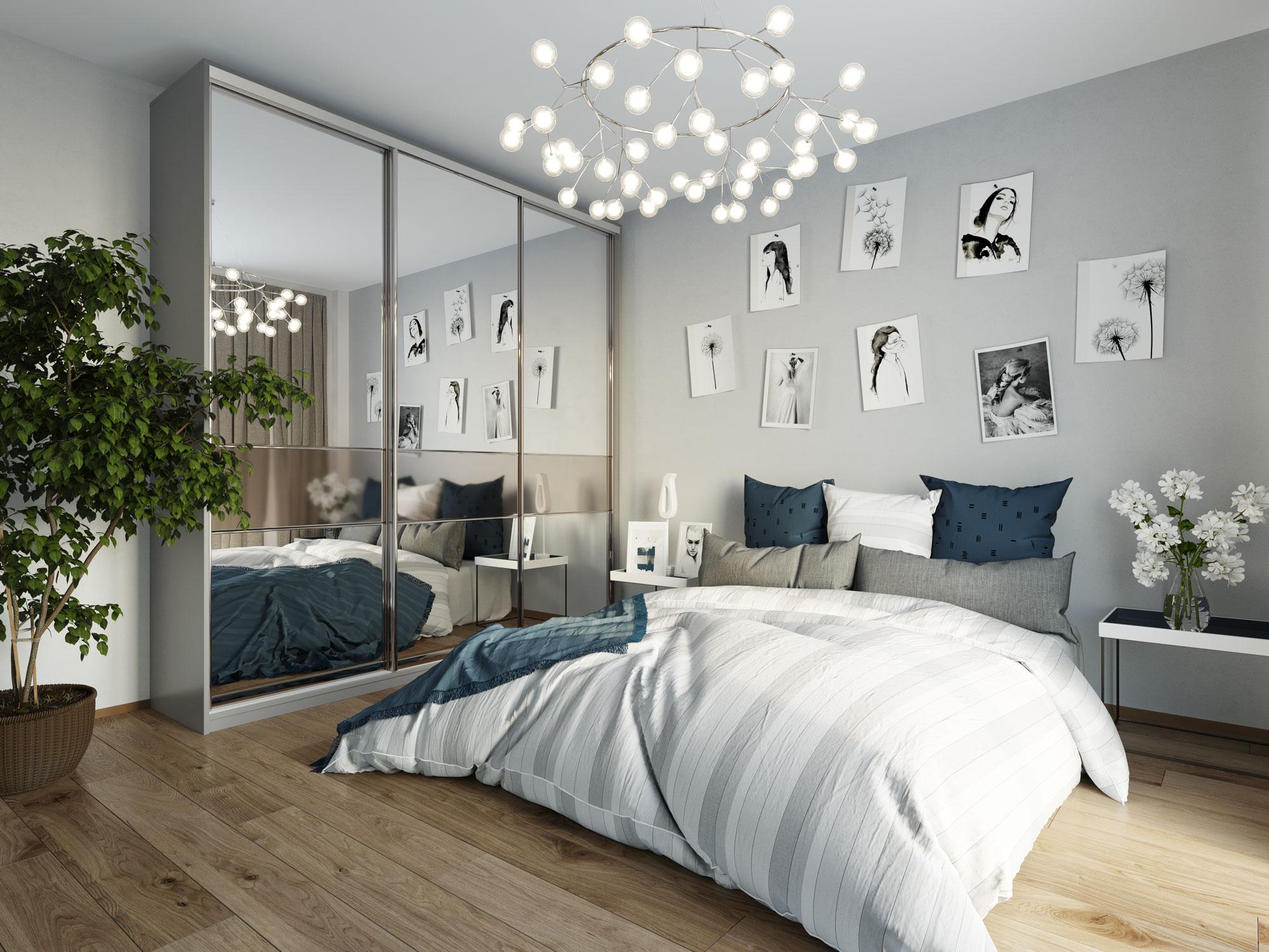 Dormitor - Vilă de lux Boreal Plus Constanța.