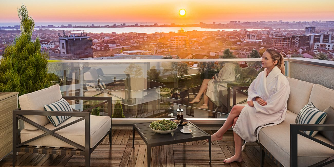 Panoramă Boreal Plus- ansamblu rezidențial Constanța (1)