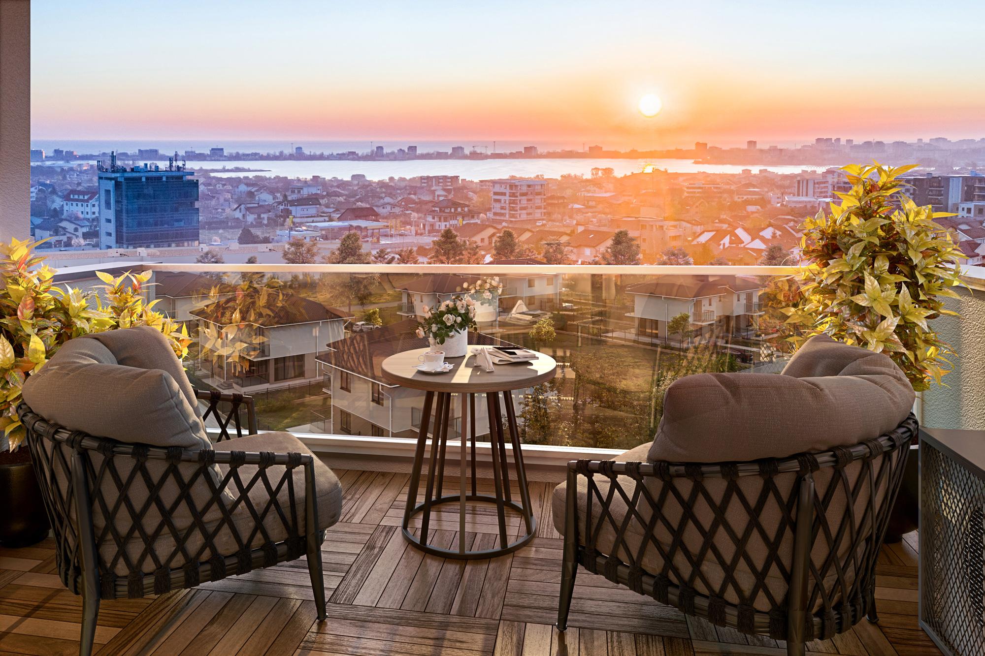 Panoramă Boreal Plus- ansamblu rezidențial Constanța (3)