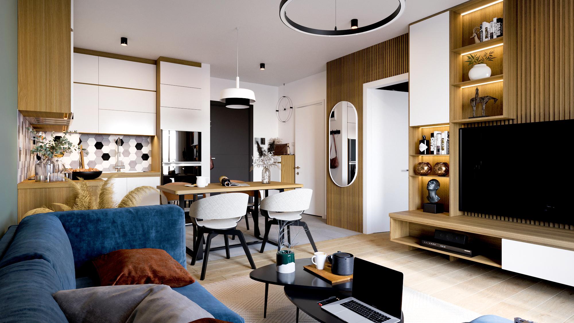 Studio Living 1